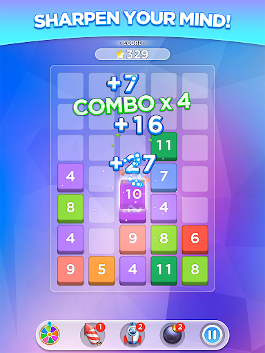 Merge Number Puzzle 2.0.5 screenshots 11