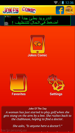 Jokes Comic For PC Windows (7, 8, 10, 10X) & Mac Computer Image Number- 5