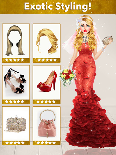 Fashion Wedding Dress Up Designer: Games For Girls 0.14 screenshots 9