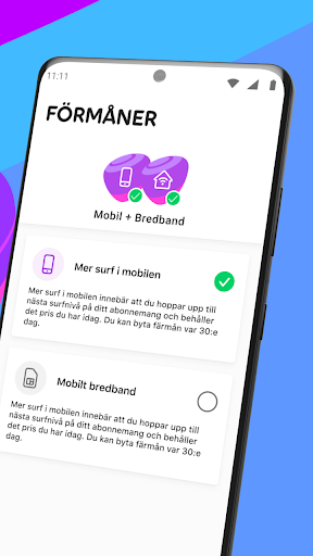 Mitt Telia android2mod screenshots 9