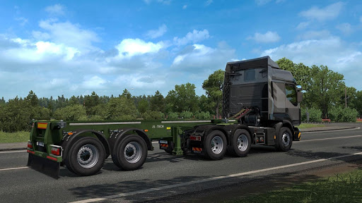 Euro Grand Truck Driving Simulator 2020 1.10 screenshots 2