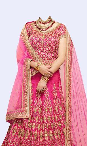 Wedding Dress Photo Suit apktram screenshots 3