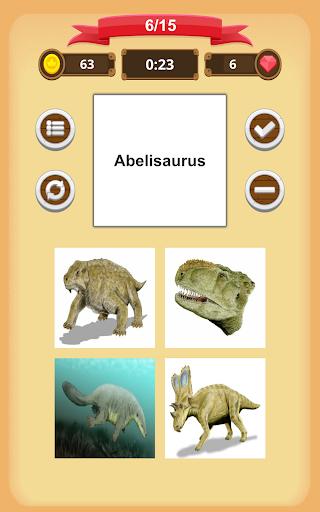 Dinosaurs Quiz 1.9.0 screenshots 19