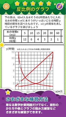 楽しい 小学校 6年生 算数(算数ドリル) 無料 学習アプリのおすすめ画像4