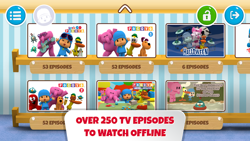 Pocoyo House: best videos and apps for kids apktreat screenshots 2