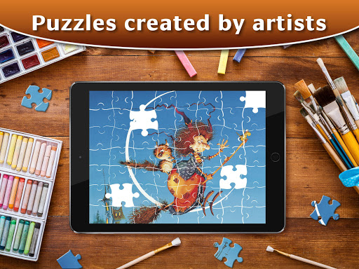 Jigsaw Puzzles Collection HD - Puzzles for Adults apktram screenshots 11