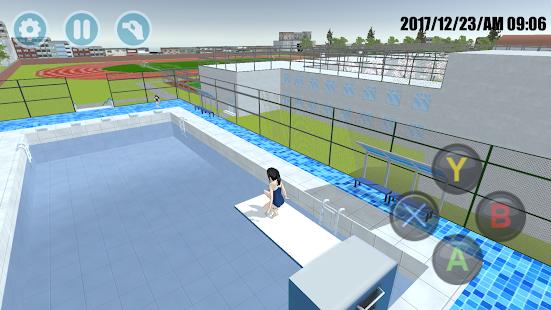 High School Simulator 2018 screenshots apk mod 4