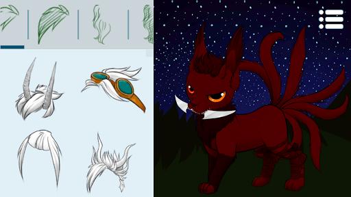 Avatar Maker: Cats 2 apktram screenshots 15