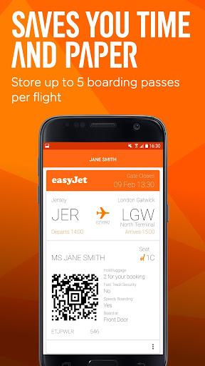 easyJet: Travel App  Screenshots 4