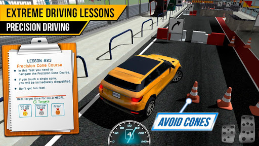 Race Driving License Test 2.1.2 screenshots 18