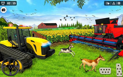 Grand Farming Simulator-Tractor Driving Games 2021 1.16 screenshots 10