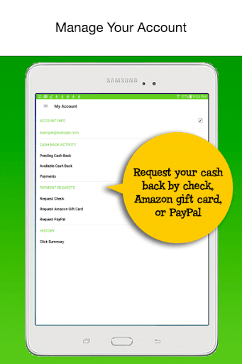 Mr. Rebates: Cash Back Savings 1.4.3 Screenshots 10