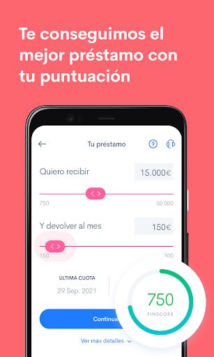 Fintonic | Cuenta Online y Finanzas Personales apktram screenshots 3