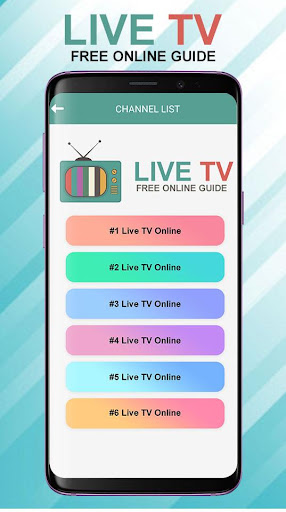 Foto do Live TV All Channels : Movies Free Online Guide
