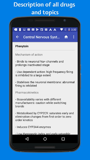 Classify Rx for pharmacology 4.8.0 Screenshots 3