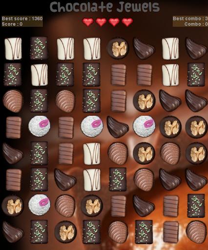 Chocolate Jewels screenshots 8