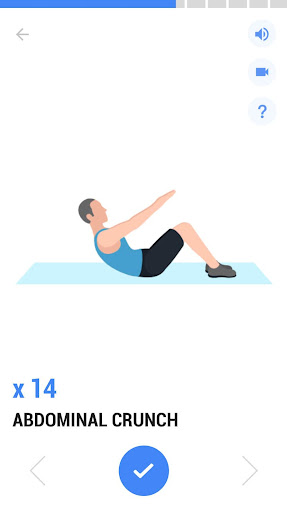 Abs Workout - 30 Day Ab Challenge 1.0.4 Screenshots 2