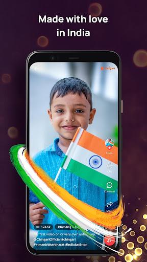 Chingari - Original Indian Short Video App  Screenshots 3
