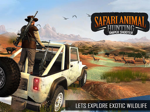 Wild Animal Sniper Deer Hunting Games 2020 1.29 screenshots 11