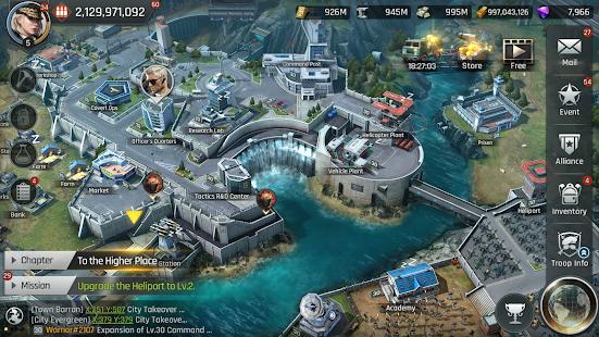CROSSFIRE: Warzone - Strategy War Game 10160 Screenshots 18