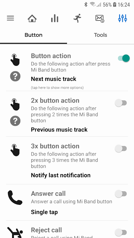 Notify for Mi Band: Your privacy first poster 6