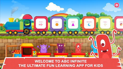 ABCInfinite Preschool Learning  screenshots 1