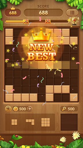 Block Puzzle Woody apkpoly screenshots 2