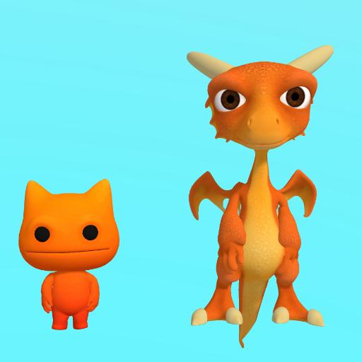 Monster Evolution