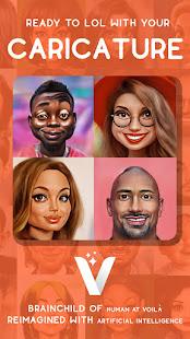 Voilu00e0 AI Artist - Photo to Cartoon Face Art Editor 0.9.15 (67) Screenshots 5