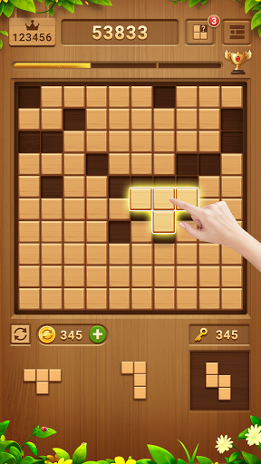 Wood Block Puzzle - Free Classic Block Puzzle Game 2.1.0 screenshots 4