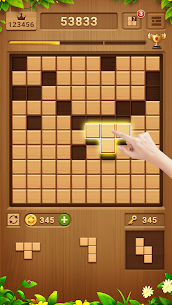 Wood Block Puzzle APK (Desbloqueado) 4