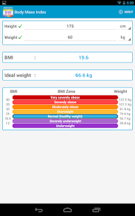 Body Mass Index Calculator For Pc | How To Install (Download Windows 7, 8, 10, Mac) 4
