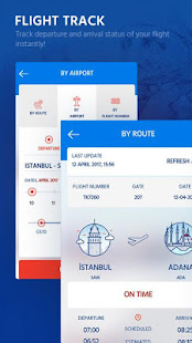 AnadoluJet Cheap Flight Ticket 2.2.1 Screenshots 4