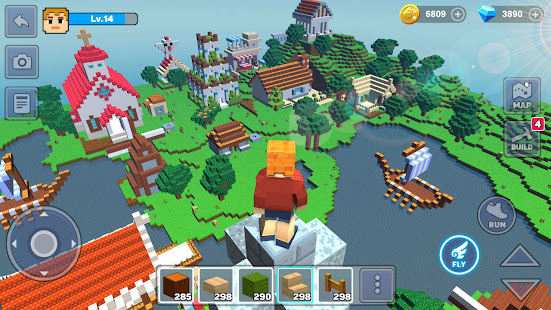 Image For MiniCraft: Blocky Craft 2021 Versi 1.3.3 20