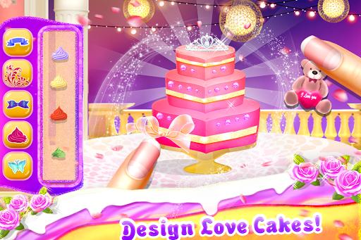 Wedding Cake Shop - Cook Bake & Design Sweet Cakes 1.1.1 screenshots 1
