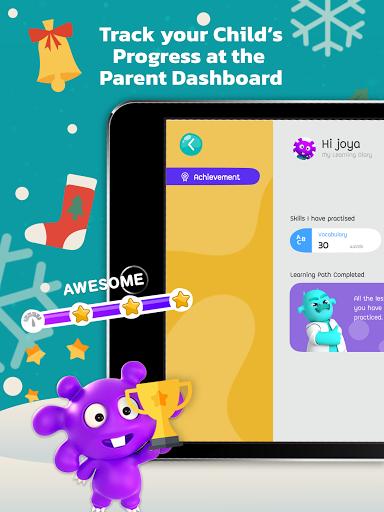 Learn English for Kids by Galaxy Kids 3.1.2 screenshots 23
