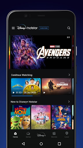 Disney+ Hotstar modavailable screenshots 4