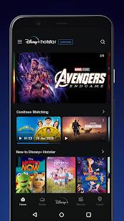 Disney+ Hotstar 12.0.4 Screenshots 4