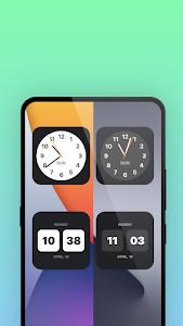iOS Widgets 0.14