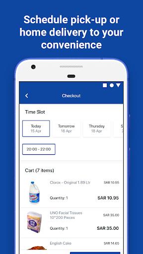 BinDawood Grocery 7.0.16 Screenshots 1