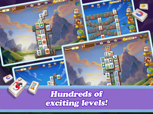 Offline Mahjong: Magic Islands No WiFi 91 screenshots 12