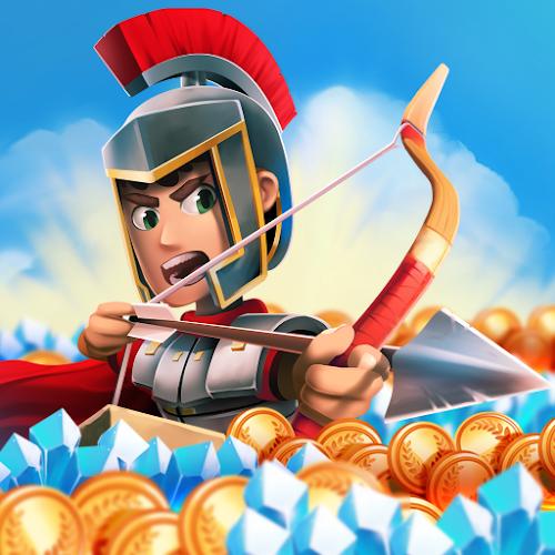 Grow Empire: Rome (Mod Money) 1.4.61 mod
