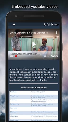 MedEx - Clinical Examination 3.2 Screenshots 3