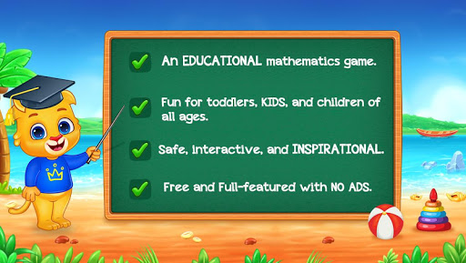 Math Kids - Add, Subtract, Count, and Learn screenshots 6