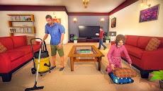 バーチャル 家族 パパ 生活 嬉しい 家族 シミュレーター 3Dのおすすめ画像5