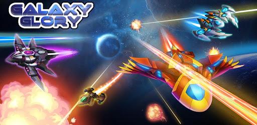 Screenshot of Galaxy Shooter