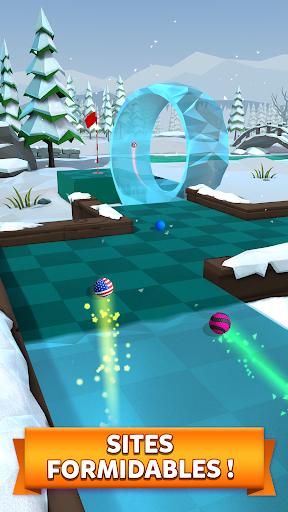 Code Triche Golf Battle - Jeu Multijoueur avec des amis! (Astuce) APK MOD screenshots 3