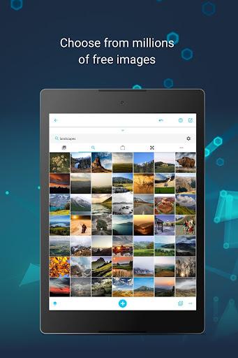 Business Card Maker android2mod screenshots 16