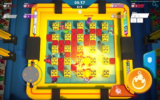 Bomb Bots Arena - Multiplayer Bomber Brawl  screenshots 10
