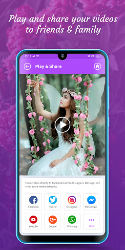 Video Slideshow Maker from Photo & Music modavailable screenshots 5